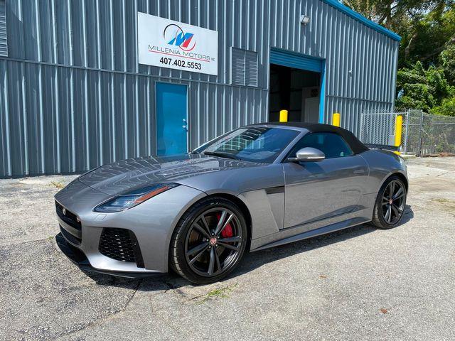 2020 Jaguar F-TYPE SVR Longwood, FL 65