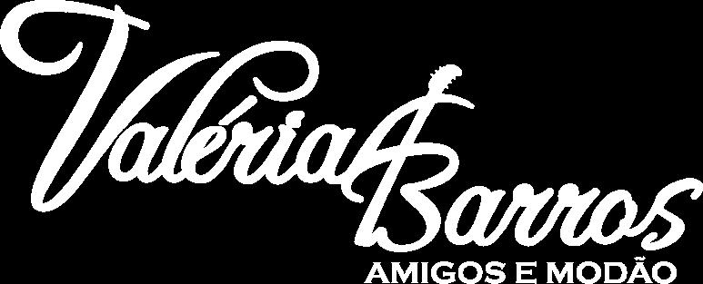 Logo Valéria Barros