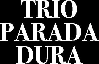 Logo Trio Parada Dura