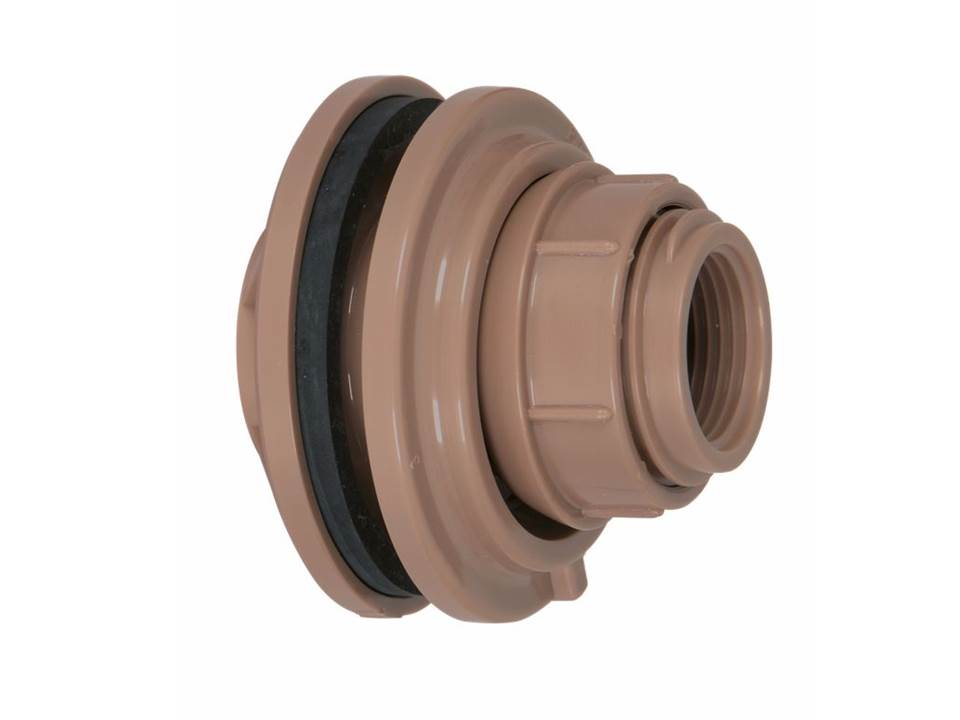 ADAPTADOR FLANGE 60 MM X 2''