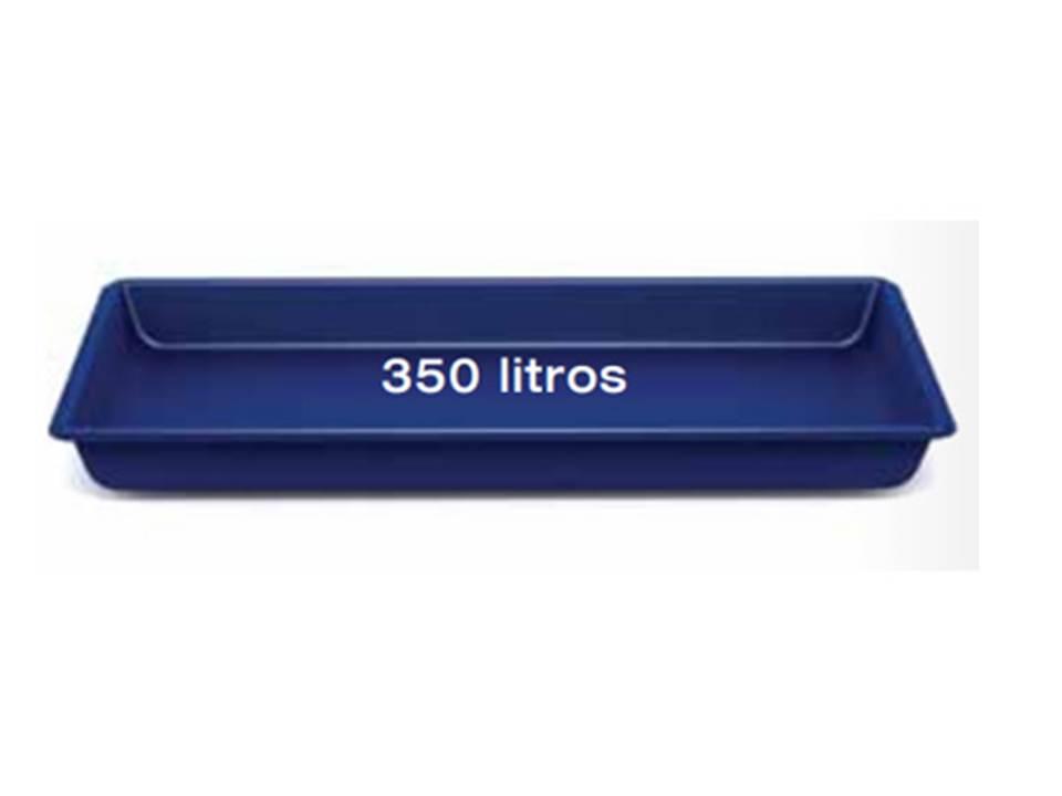 CAIXA PARA MASSA 350 LITROS