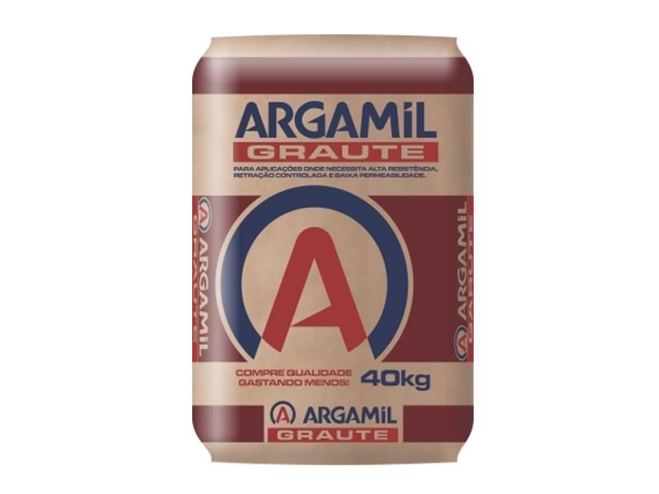 GRAUTE ARGAMIL 40KG