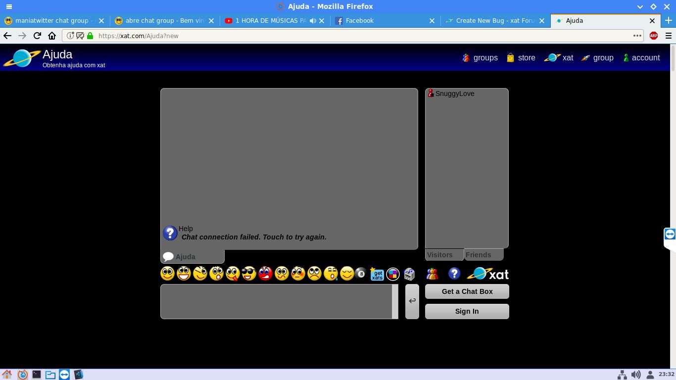 Login not working - HTML5 Chat - xat Forum
