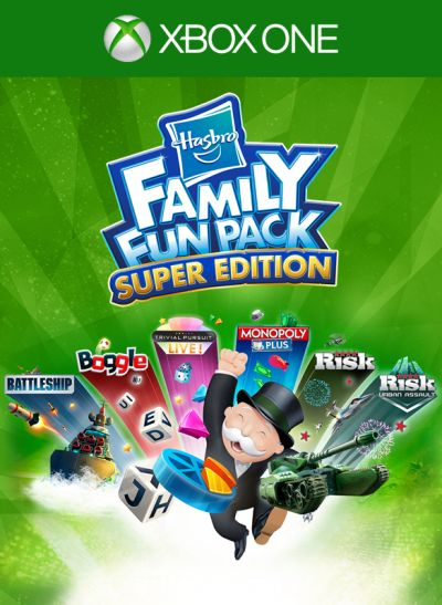 Hasbro Family Fun Pack - Super Edition