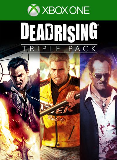 Dead Rising Triple Bundle Pack