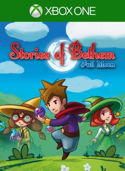 Stories of Bethem: Full Moon