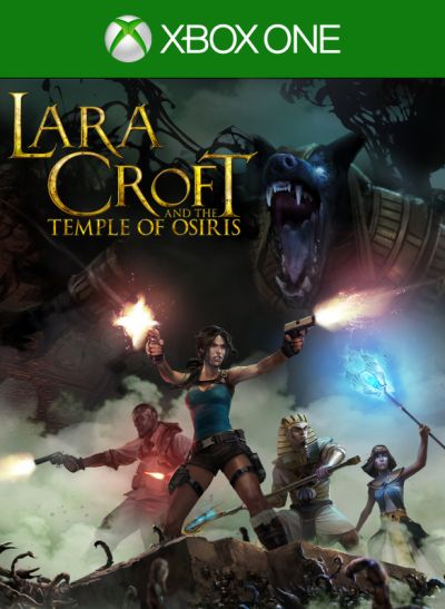 Lara Croft and the Temple of Osiris & Season Pass Pack