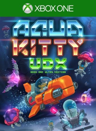 AQUA KITTY UDX: Xbox One Ultra Edition