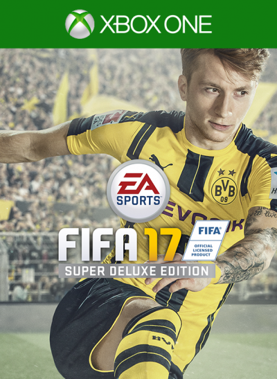 EA SPORTS™ FIFA 17 Super Deluxe Edition