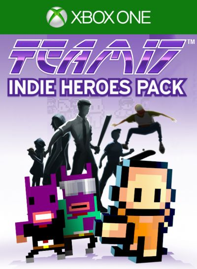 Team17 Indie Heroes Pack