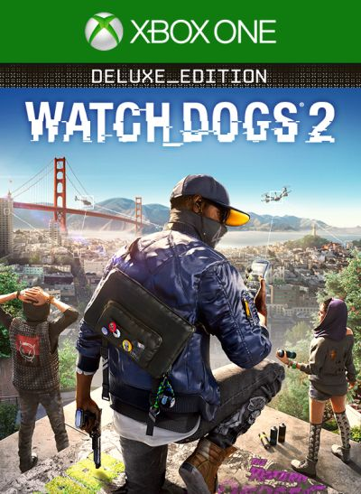Watch Dogs®2 - Deluxe Edition