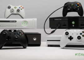 A jornada de 15 anos da família Xbox