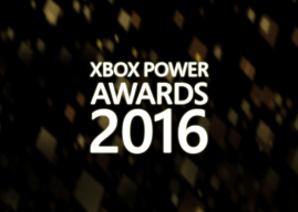 Xbox Power Awards 2016