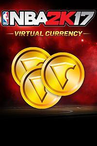 NBA2K17 Virtual Corrency