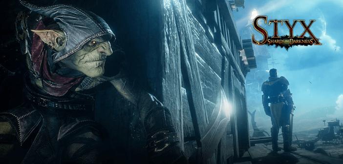 Novo trailer de Styx: Shards of Darkness mostra a arte do stealth
