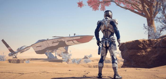 Conheça a a nave Tempest e o carro Nomad de Mass Effect: Andromeda