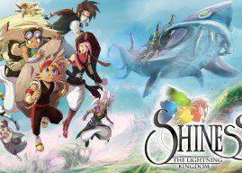 Shiness: The Lightning Kingdom ganha data de lançamento