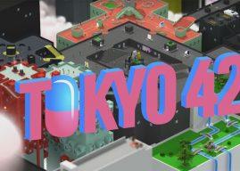 Veja o que acontece quando você viola a lei em Tokyo 42