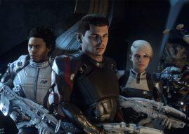 É liberado o quarto trailer com gameplay de Mass Effect: Andromeda