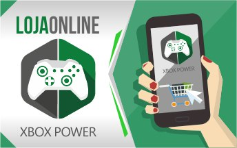 Loja Online do Xbox Power