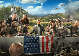 Far Cry 5 ganha data de lançamento e Ubisoft revela muitas informações