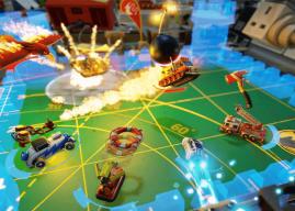 Micro Machines World Series chega em junho ao Xbox One