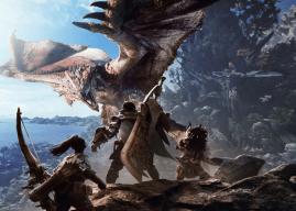 Capcom anuncia a data de lançamento de Monster Hunter: World