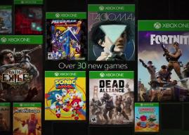 Microsoft destaca seleção de jogos que chegam ao Xbox One até o início de setembro