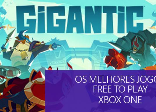 Os melhores jogos free-to-play(grátis) para jogar no xbox one