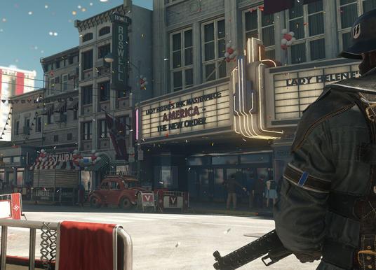 Wolfenstein II: The New Colossus ganha trailer de gameplay explosivo