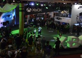 O Xbox nos outros estandes da Brasil Game Show 2017
