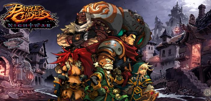 Análise – Battle Chasers: Nightwar