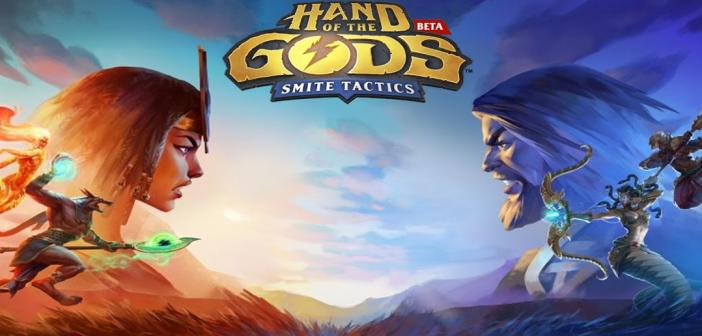 Hand of the Gods com Closed Beta e pacote na faixa para Xbox Live Gold