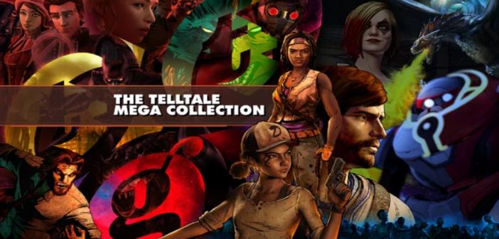 Telltale lança mega pacote com quase todos os seus jogos
