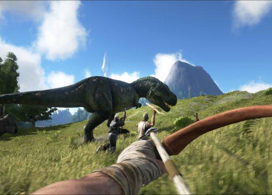 Confira as melhorias de Ark: Survival Evolved no Xbox One X