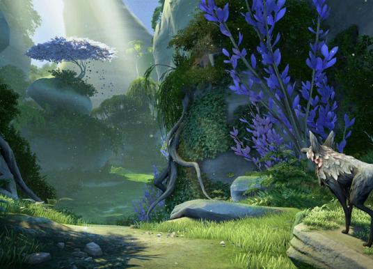 Lost Ember é uma bela aventura com foco nas forças da natureza