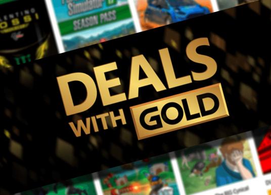 Ofertas Deals with Gold até 02 de Março de 2020