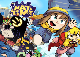 Análise: A Hat in Time