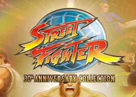 Capcom anuncia a super coletânea Street Fighter 30th Anniversary Collection