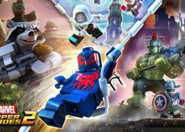Análise: LEGO Marvel Super Heroes 2