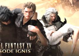 Análise – Final Fantasy XV: Episódio Ignis