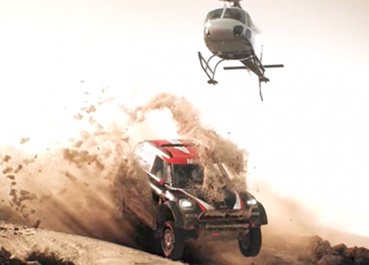Assista ao Trailer de Dakar 18