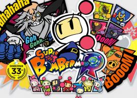 Nova edição de Super Bomberman R ganha seu primeiro trailer