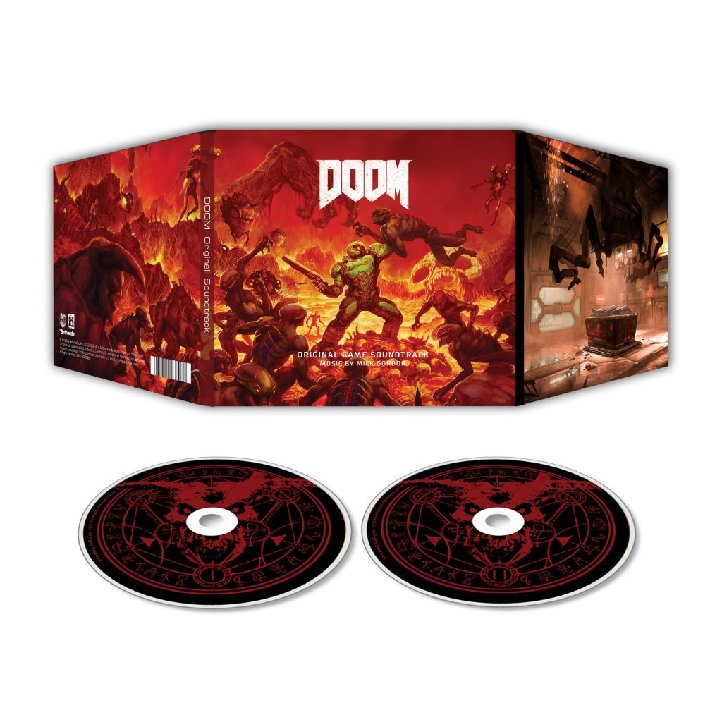 Doom 2 Soundtrack