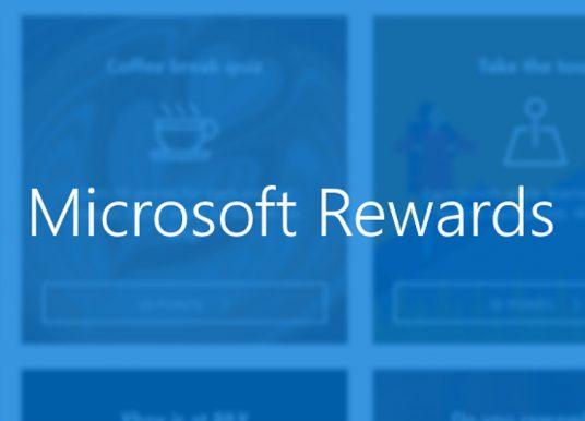 O que muda com o novo Microsoft Rewards?