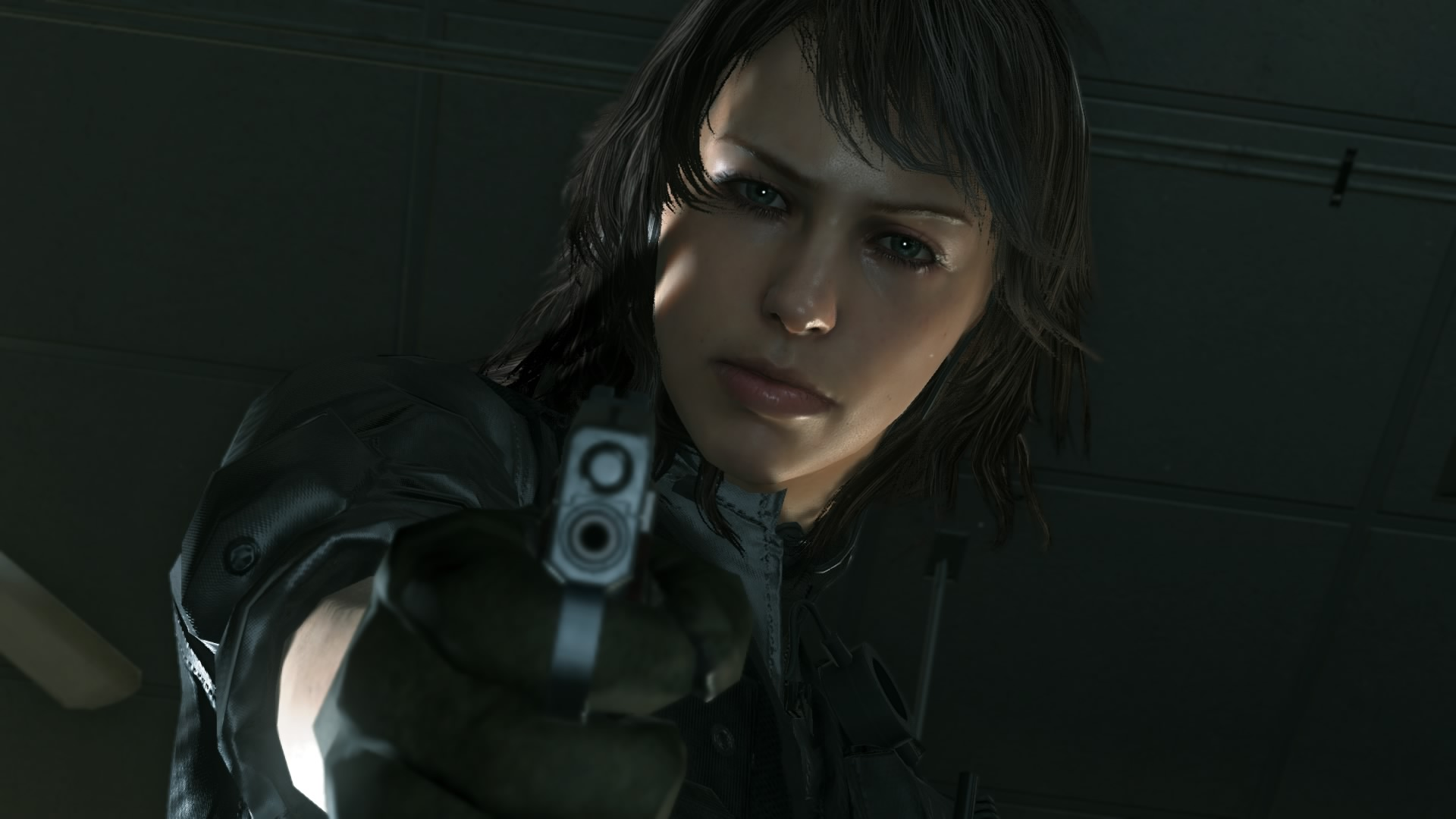 Quiet - Metal Gear Solid V The Phantom Pain