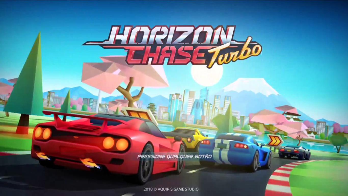 Resultado de imagem para Horizon Chase Turbo da Aquiris