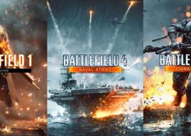 Garanta expansões gratuitas para Battlefield 1 e Battlefield 4