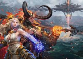 O MMORPG Skyforge também irá entrar na onda no Battle Royale
