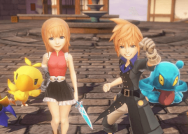 World of Final Fantasy Maxima recebe um novo trailer